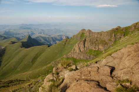 Parc national du Royal Natal, Drakensberg - Afrique du Sud -