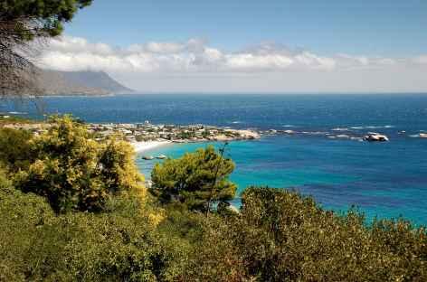 Littoral de la région du Cap - Afrique du Sud -