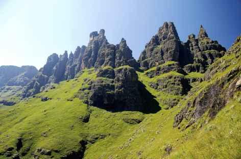 Montagnes du Drakensberg - Afrique du Sud -