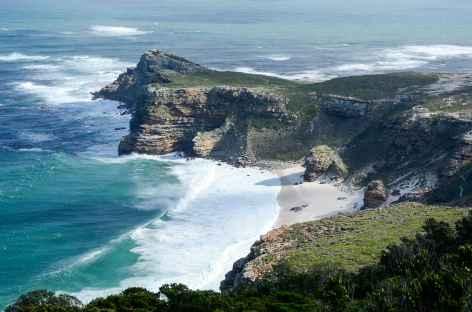 Côte déchiqueté entre Cape Point et Cap de Bonne Espérance - Afrique du Sud -