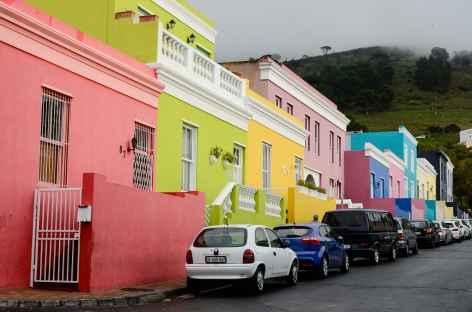 Quartier de Bo Kaap, Le Cap - Afrique du Sud -
