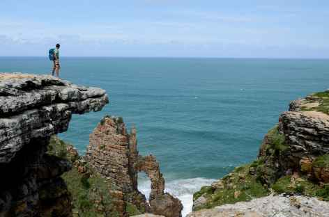 Cathedral Rock, Wild Coast - Afrique du Sud -
