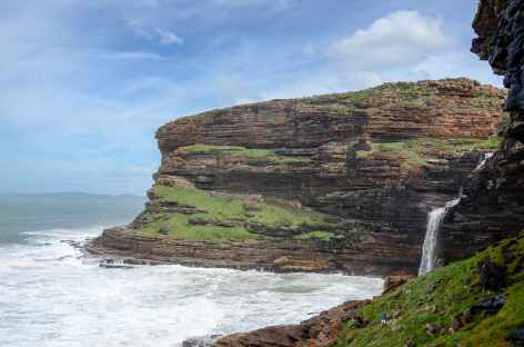 Waterfall Bluff, Wild Coast - Afrique du Sud -