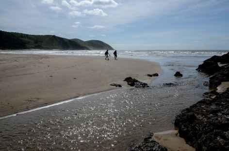 Plages de la Wild Coast - Afrique du Sud -