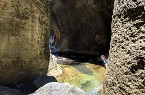 Gorge de Tugela à Royal Natal, Drakensberg - Afrique du Sud -