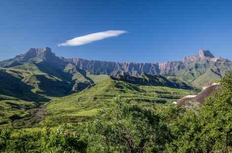 L'Amphithéatre depuis le Royal Natal, Drakensberg - Afrique du Sud -