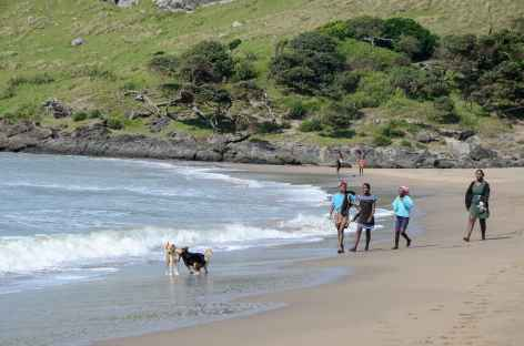 Trek le long de la Wild Coast - Afrique du Sud -