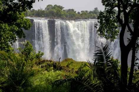 Les Chutes Victoria - Zimbabwe -