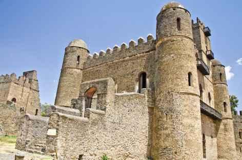 Château de Gondar - Ethiopie -