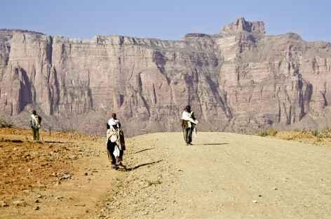 Massif de Gheralta (Tigray) - Ethiopie -