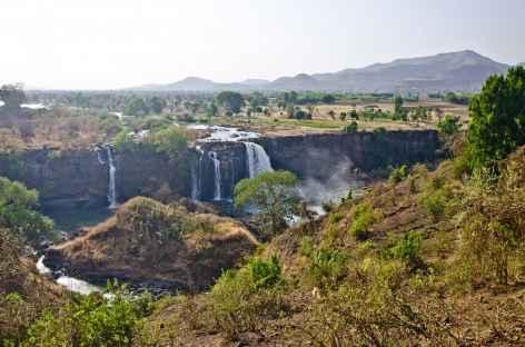 Chutes du Nil Bleu - Ethiopie -