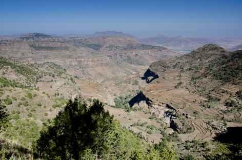 Etape entre Axoum et le Gheralta - Ethiopie -