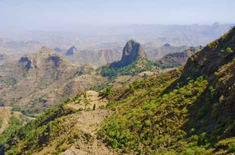 Montagnes du Simien - Ethiopie -