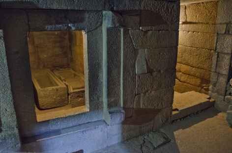Temple axoumite à Axoum - Ethiopie -
