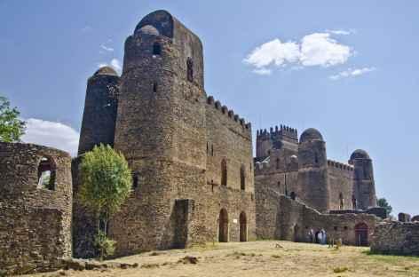 Château médiéval de Gondar - Ethiopie -