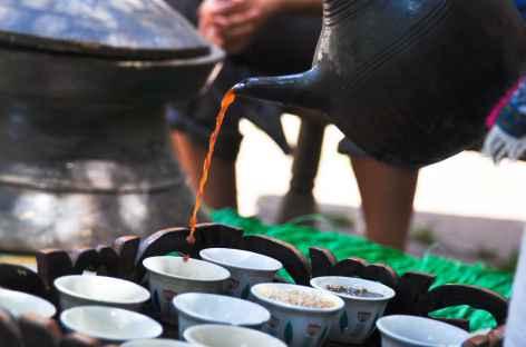 Le café éthiopien... un rituel ! -