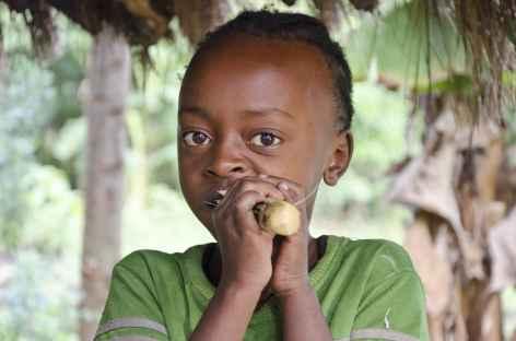Jeune fille Ari, Vallée de l'Omo - Ethiopie -