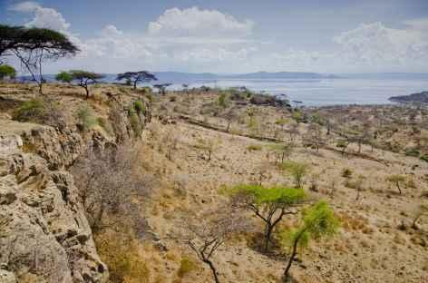 Grand Rift Africain, lac Abyata - Ethiopie -