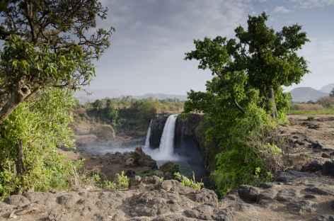 Chutes du Nil Bleu, région du Lac Tana - Ethiopie -