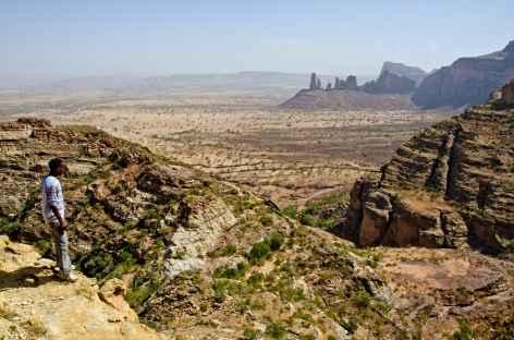 Montagnes de Gheralta (Tigray) - Ethiopie -