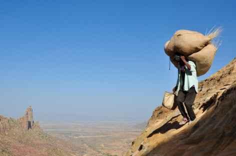 Au détour d'une randonnée dans le Gheralta - Ethiopie -