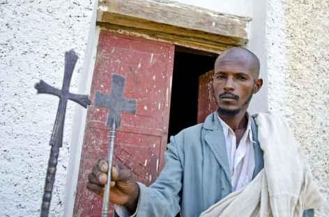 Dans les montagnes de Gheralta (Tigray) - Ethiopie -