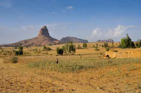 Massif du Gheralta, Tigray - Ethiopie -