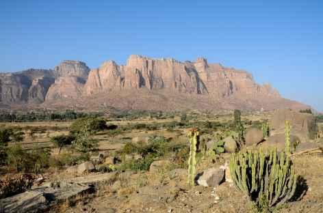 Trek dans le Massif du Gheralta - Ethiopie -