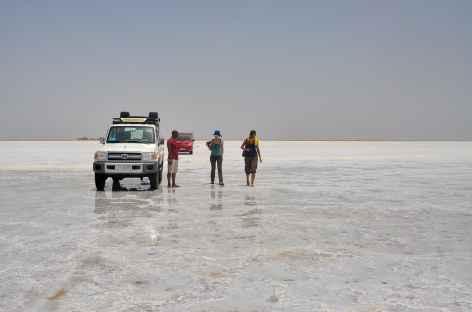 Lac Karoum, dépression du Danakil - Ethiopie -