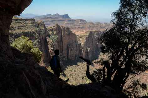 Trek entre Korkor et Agoza, massif du Gheralta - Ethiopie -
