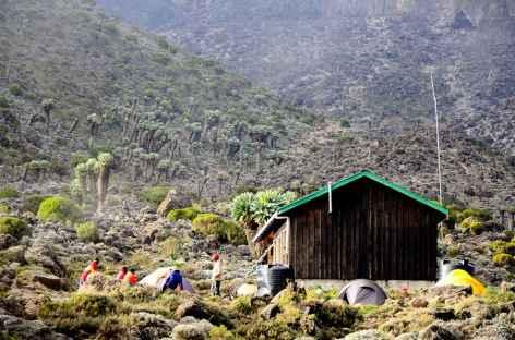 Refuge de Barranco, Kilimanjaro - Tanzanie -