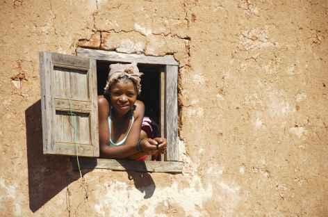 Sur les hautes terres de Madagascar -