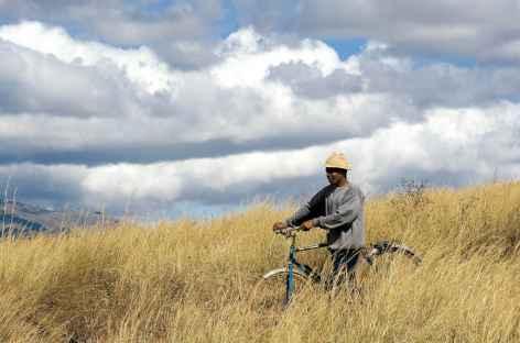 Sur les hautes terres malgaches - Madagascar -