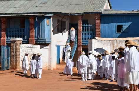 Procession des apôtres de Soatanana - Madagascar -