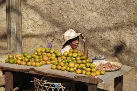 Ville haute de Fianarantsoa - Madagascar -
