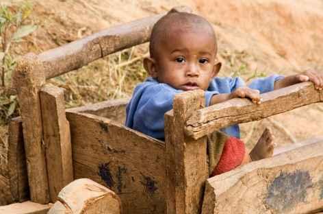 Jeune malgache -