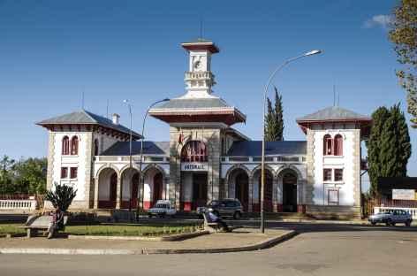 Gare d'Antsirabe - Madagascar -