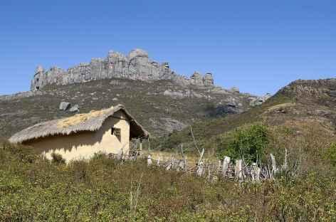 Trek dans le massif de l'Andringitra - Madagascar -