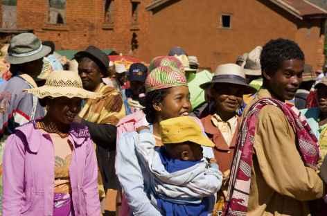 Au marché... - Madagascar -