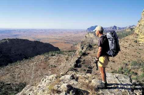 Trek dans le massif de l'Isalo - Madagascar -
