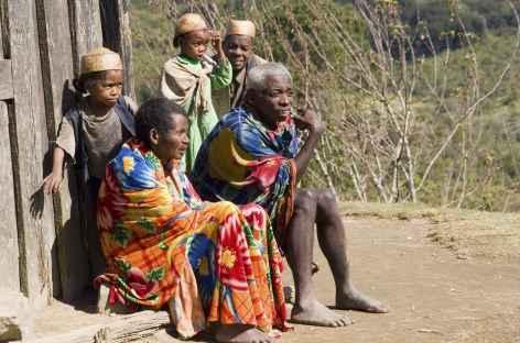 Les Zafimaniry - Madagascar -
