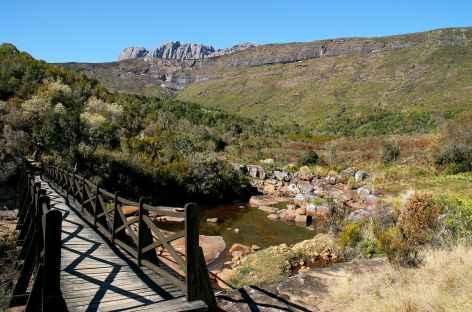 Trek dans l'Andringitra - Madagascar -