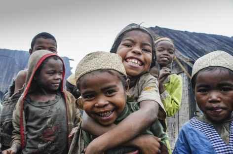 Jeunes filles zafimaniry - Madagascar -