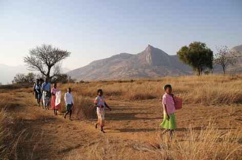 Vallée du Tsaranoro - Madagascar -