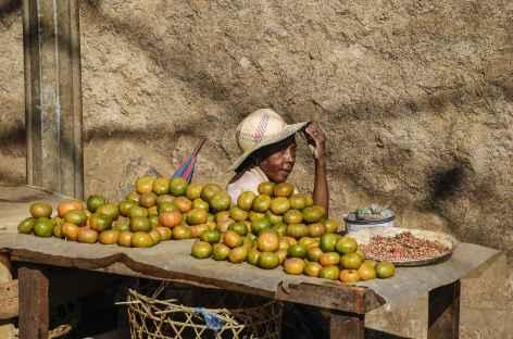 Ruelle de Fianarantsoa - Madagascar -