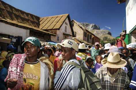 Jour de marché - Madagascar -