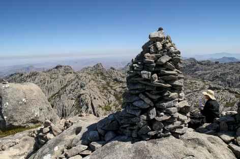 Trek dans le massif de l'Andringitra - Madgascar -