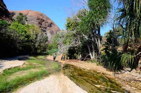 Trek sauvage dans le nord du massif du Makay - Madagascar -