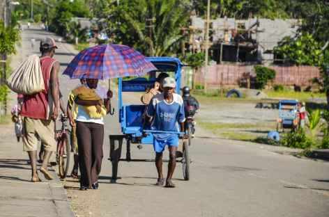 Rues de Antsirabe - Madagascar -