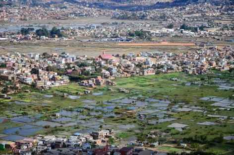 Antananarivo, capitale au 'mille villages' - Madagascar -